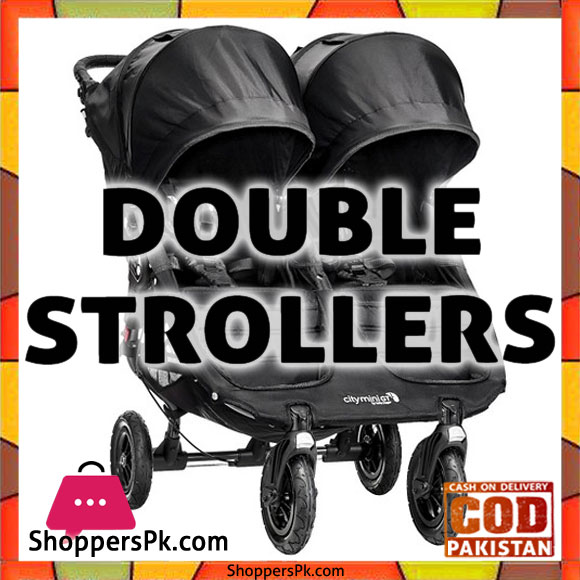 Best Double Stroller Price in Pakistan