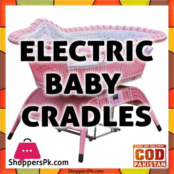 Electric Baby Cradles Price in Pakistan