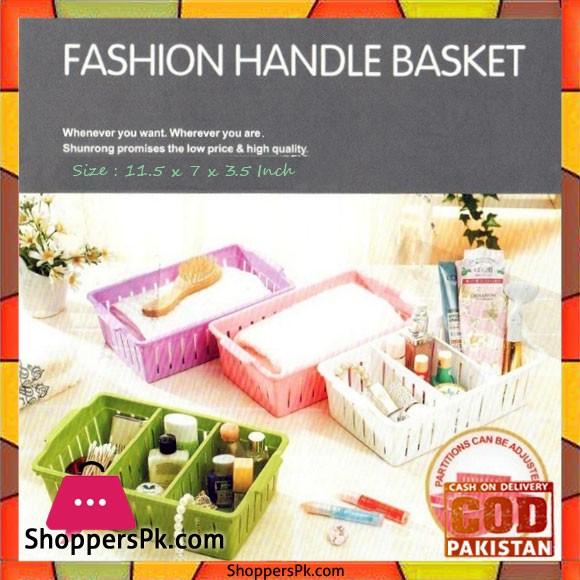 Fashion Handle Basket #01750