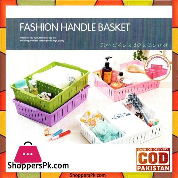 Fashion Handle Basket #02250