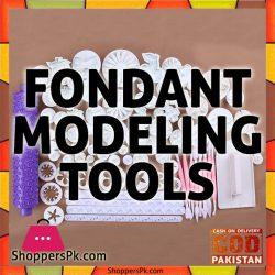 Fondant Modeling Tools