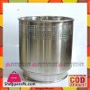 High Quality Stainless Steel Planter & Dustbin 10 - Inch
