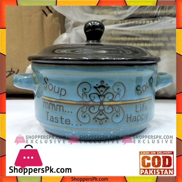 High Quality Soup Bowl With Lid