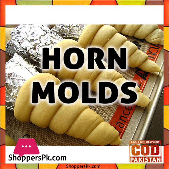 Cream Horn Cone Molds in Karachi