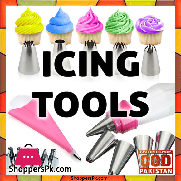 Icing Tools Price in Pakistan