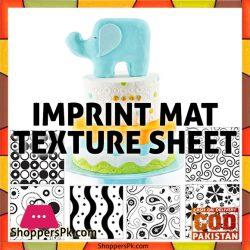Imprint Mat Texture Sheet