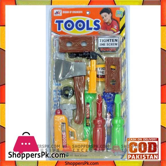 Kid Tools Set Dream of Engineers