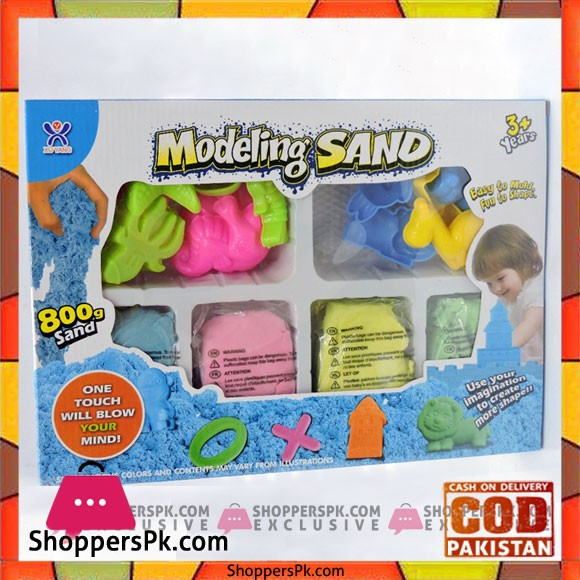 Modeling Play Sand For Kid 800g