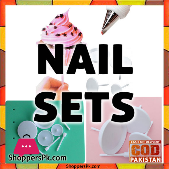 Buy Online Cake Baking Nails in Pakistan