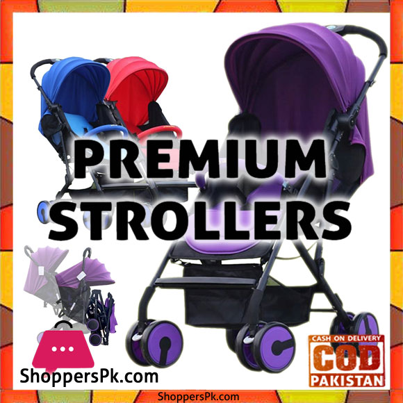 Premium Strollers Price in Pakistan