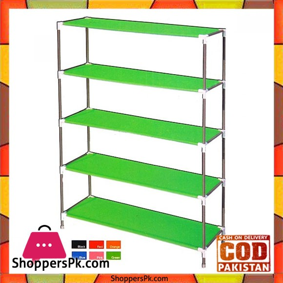 Shelves for Shoes 5 Tiers SH-05-5J