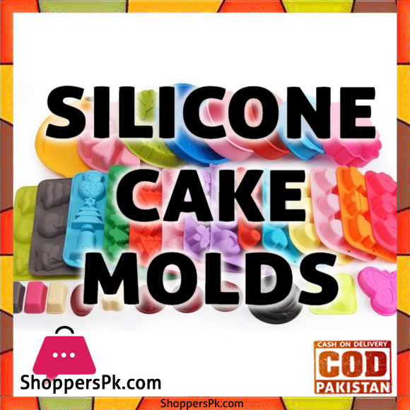Silicone Cake Molds Price in Pakistan