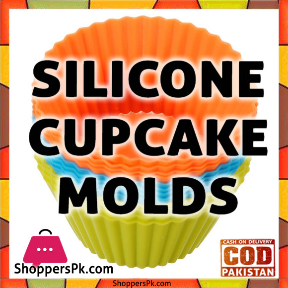 Silicone Cupcake Molds Price in Pakistan