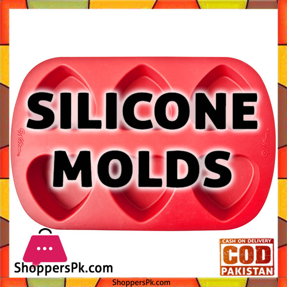 Silicone Molds Price in Pakistan