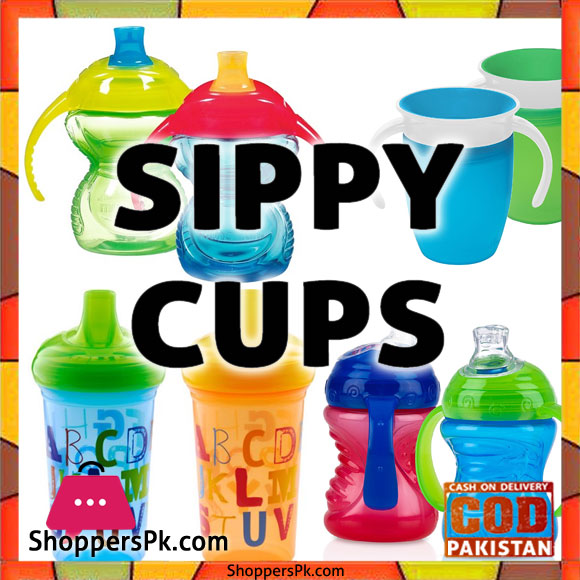 Sippy Cup With Straw in Islamabad
