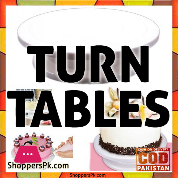Turn Tables Price in Pakistan