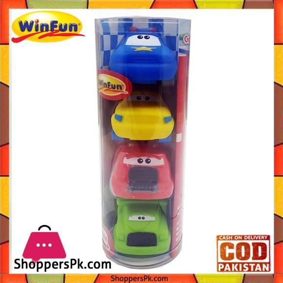 Winfun Rolling Fun Pals Car Set 1290