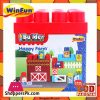 Winfun I Builder Happy Farm 15 Pcs Block Set