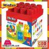 Winfun I Builder Metro Zoo 15 Pcs
