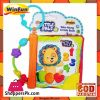 Winfun Little Pals Shape & Numbers Book