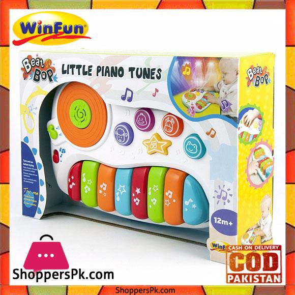 buy winfun beat bob little piano tunes at best price in pakistan