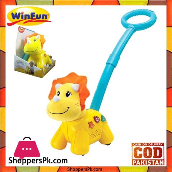 Winfun Push and Walk Dino Pal