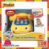 Winfun Win-Talk 'N Pull Phone Multi Color