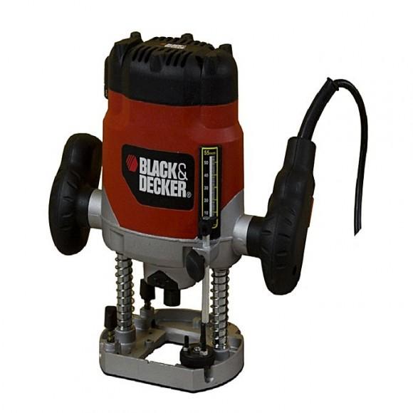 Black & Decker KW850E Router 1100 W