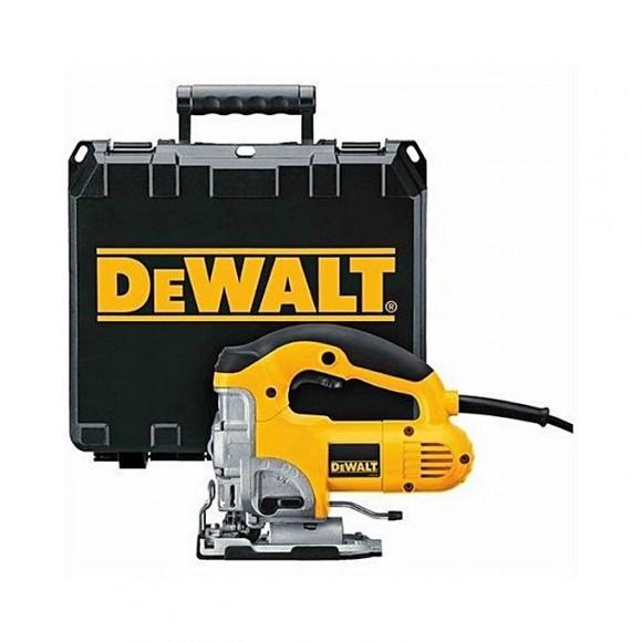 Dewalt Dw331K Jigsaw Saw Kit-Yellow & Silver