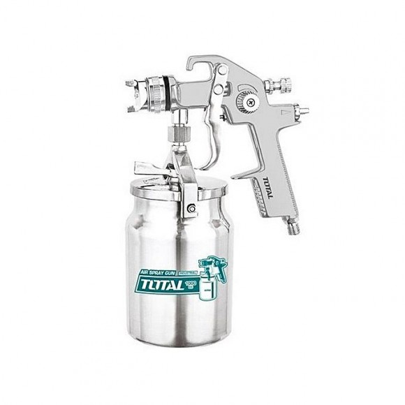 Total Tat11004 Spray Gun-Silver
