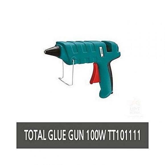 Total Tt101111 Glue Gun 100W with 2 Glue Sticks