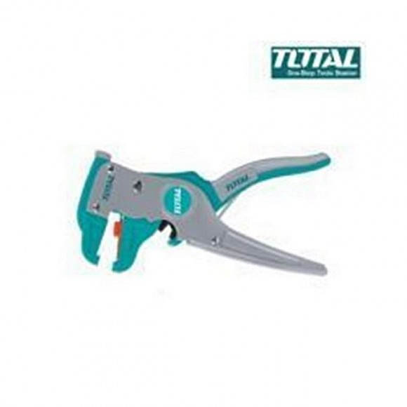 Total Tht1562 Wire Stripper Parrot Type-Green & Grey