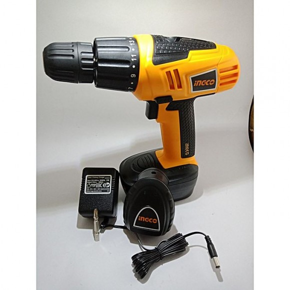 Ingco Rechargeable Drill 12V
