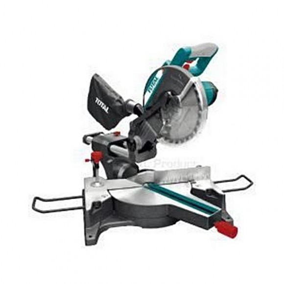 Total Ts42182551 Mitre Saw Compound 225Mm-Green & Silver