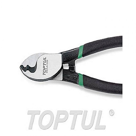 TOPTUL Cable Cutter Pliers L=160mm(6'') TOPTUL DNAA1206
