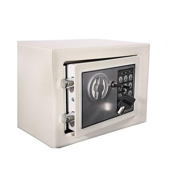 Zapple Digital+Keys Security Safe Deposit Box Locker