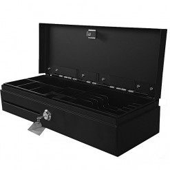 Tysso PCD-436 Electronic Cash Drawer - Black
