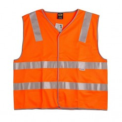 Safety Gadgets Safety Vest High Visibility Reflective Tape
