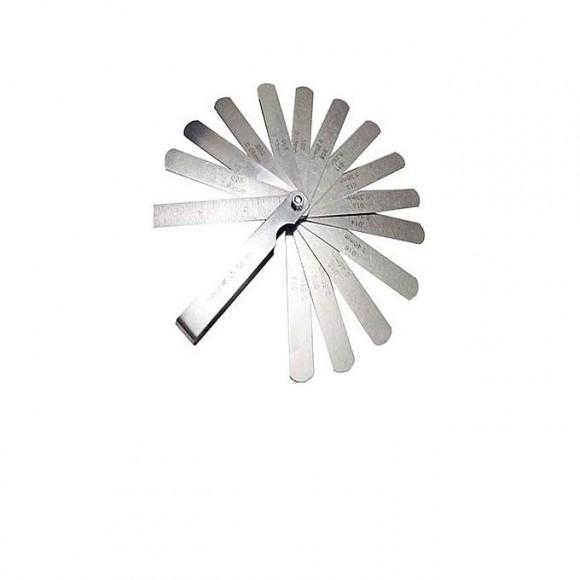 Ingco 15 Blades Feeler Gauge