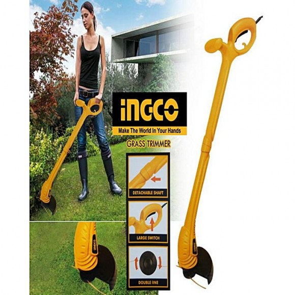 Ingco Electric Handy Grass Trimmer - GT3501