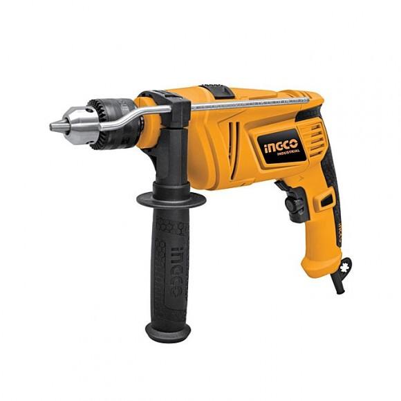 Ingco Drill Machine - 850W - Orange & Black