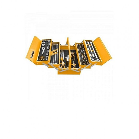 Ingco 59 Pcs Tool Chest Set