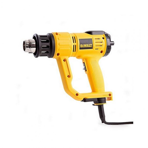 Dewalt D26414 2000W Lcd Premium Heat Gun 240V-Yellow