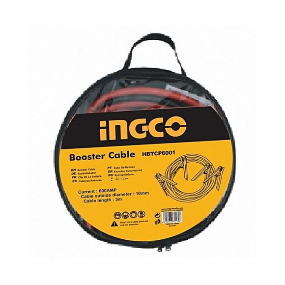 Ingco Booster Cable - Jumper Battery Cables