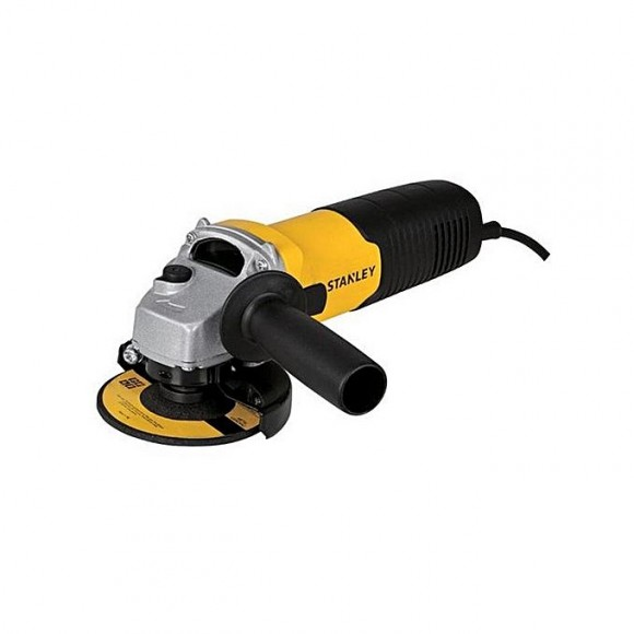 Stanley Stgs7100 710W 100Mm Small Angle Grinder-Yellow & Black