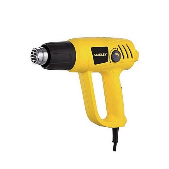 Stanley Sthx2000 2000W Variable Speed Heat Gun-Yellow & Black