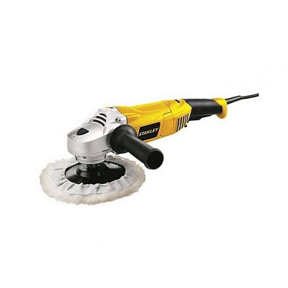 Stanley Stgp1318 1300W 180Mm Polisher-Yellow & Black