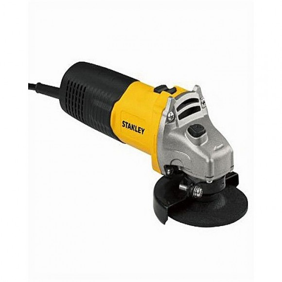 Stanley STGT6100 - Angle Grinder 4 Inches - Black & Yellow