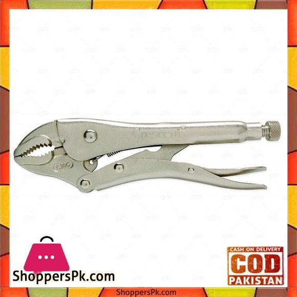 10Inch Grip Plier or Locking Plier Curved Jaw Length DAAQ2B10