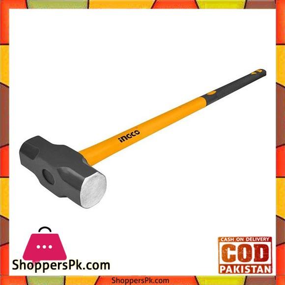 12Lb Sledge Hammer - Black